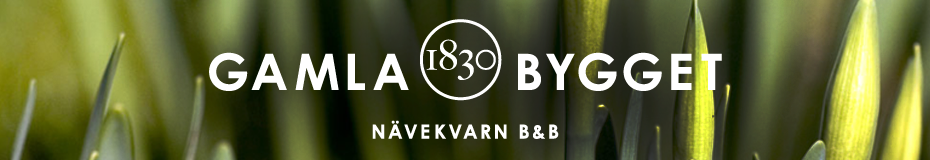 Gamla Bygget – Nävekvarns Bed & Breakfast